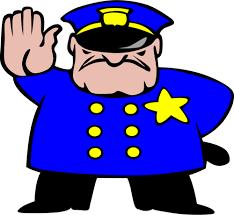 Afbeeldingsresultaat voor politie tekening